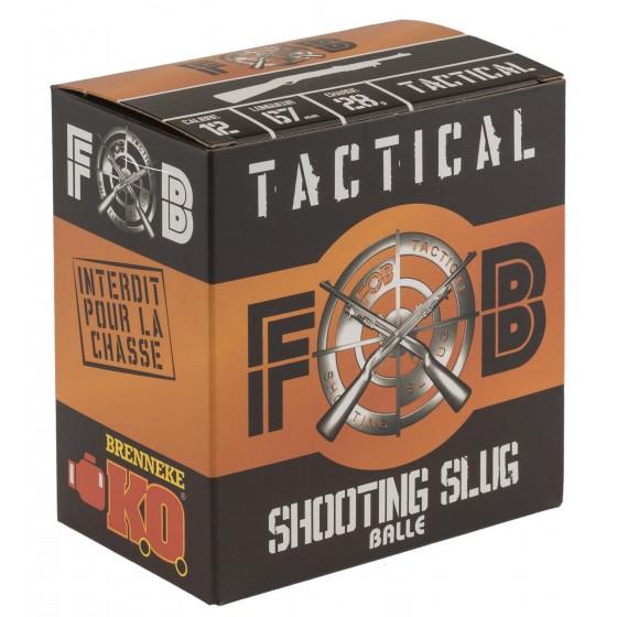BALLES FOB SLUG TACTICAL -...
