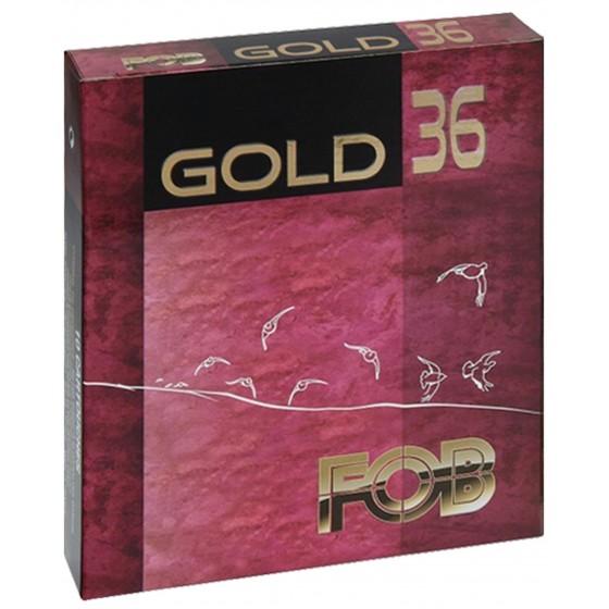 CARTOUCHES FOB GOLD 36 -...