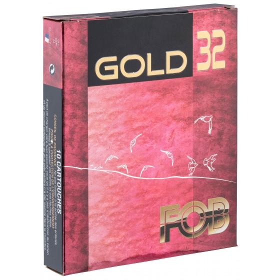 CARTOUCHES FOB GOLD 32 -...